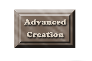 Advanced Creation